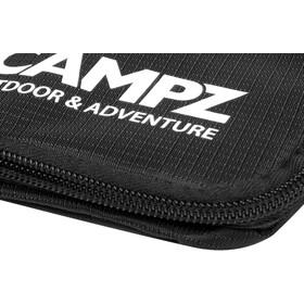 CAMPZ Luggage Organizer S, black